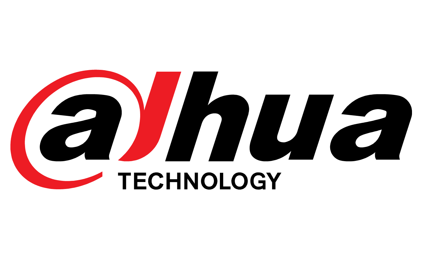 Dahua Logo Black With Red D Min