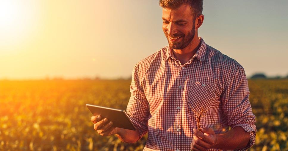 Utilização da segurança eletrônica no agronegócio: veja os benefícios!