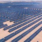 Imagem do maior parque solar da América do Sul