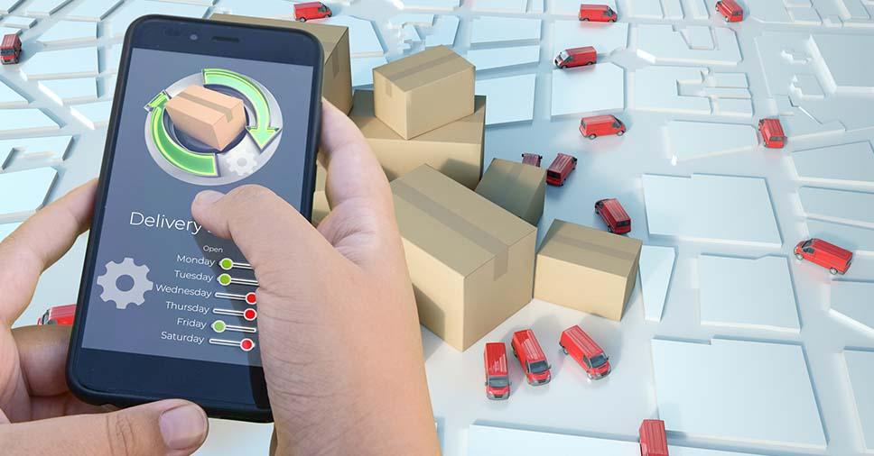 O que é rastreamento veicular e como ele auxilia as operações logísticas?